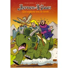Het mysterie van de draak (Jeroen en Klaas 2)