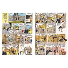 Ex-libris Charel Cambré Stripbeurs Tervuren 2015